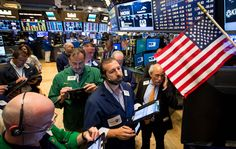 U.S. stocks slipped, tracking declines in crude oil, as investors remained on edge before a monthly report that may reveal whether the labor market is maintaining momentum amid a gloomy outlook for global growth.