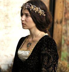 Muhtesem Yuzyil Dress, Hatice Sultan
