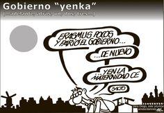 Viñeta: Forges - 6 NOV 2013 | Opinión | EL PAÍS