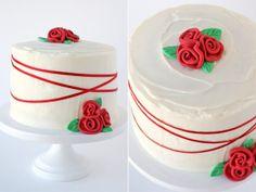 Red Velvet Cake {Recipe} » Glorious Treats