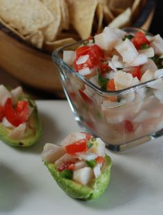 Costa Rica Ceviche get the recipe and learn about the culture at http://www.internationalcuisine.com