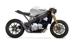 Honda #CBR900RR Street #Tracker
