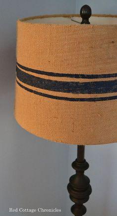 Make this lampshade!