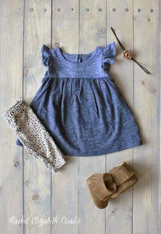 Rachel Elizabeth Creates: Infant Fall Wardrobe