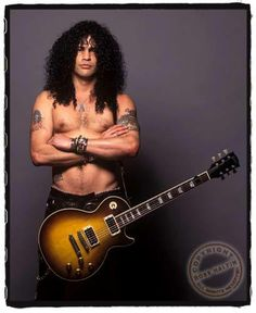 Bad boys of rock 4 - Slash