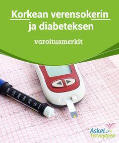 Korkean verensokerin ja diabeteksen varoitusmerkit   Yksi #huomattavimmista #merkeistä siitä, että #ihmisellä on diabetes, on ihon kuivuus ja kutina.  #Mielenkiintoistatietoa