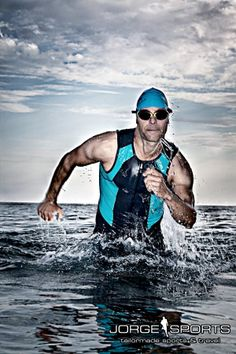 Freiwassertraining, Triathlon, Mallorca, Triathlon-Camp