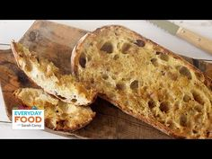 Roasted Garlic Bread - Everyday Food with Sarah Carey