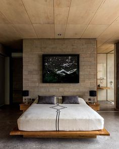 bali interiors on instagram don t you wish you were staying at the slow and you could sleep in and obviously your children weren t there to wake you