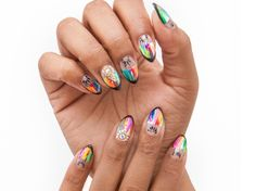NAILS Next Top Nail Artist   Contestants   LaurenNext Top Nail Artist 2014 – NAILS Magazine my girl @graffitichick with some incredible nails for this week's NTNA challenge
