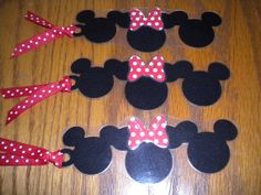 FE Gifts - Set of 10 Minnie Silhouette Laminated Bookmarks - Awesome Gift for Your Next Disney Cruise on Etsy, $8.50 bookmark, disney fe gifts, gift set, minni silhouett, disney cruis