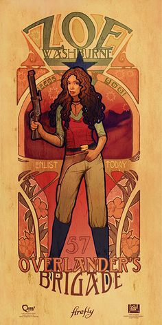 Firefly Femmes posters - Freaking love this poster - but it was sold out at Comicon :-( Art Nouveau, Art Deco, Serenity Movie, Firefly Serenity, Serenity 2005, Theater, Heroes, Science Fiction, Firefly Art