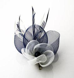 Various Fascinators Colours type (wedding Bridal Races Ascot Garden Party)
