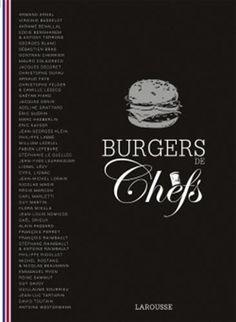 Amazon.fr - Burgers de chefs - Thérèse Rocher, Delphine Amar-Constantini - Livres
