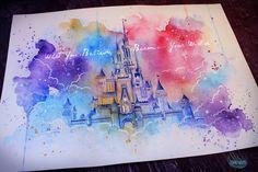 Dream Castle by Kinko-White.deviantart.com on @DeviantArt