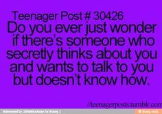 I wonder.......