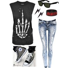 Comfy Outfits for School: Best for Cute and Stylish Look 20 EMO Outf. - - Comfy Outfits for School: Best for Cute and Stylish Look 20 EMO Outfits Ideas That Worth To Look For Are you looking for black outfit ideas? Cute Emo Outfits, Punk Outfits, Grunge Outfits, Girl Outfits, Fashion Outfits, Batman Outfits, Scene Outfits, Hipster Outfits, Cochella Outfits