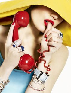 Gold Leopard: Jewelry Editorial By Aitken Jolly