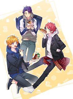 Cute Anime Boy, I Love Anime, Anime Guys, Ensemble Stars, Cute Images, Manga, Anime Comics, Cute Drawings, Toddler Girls
