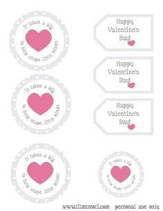 Valentine Gift for Teacher + Printable - Lil' Mrs. Tori