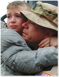 Military Families Near and Far: Tips to follow During Deployments