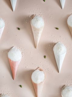 summer snow cone recipes from kinfolk mag | via: i love wildfox