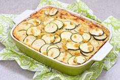 Patate e zucchine gratinate sono un ottimo contorno, semplice ma sfizioso e croccante. Ecco la ricetta