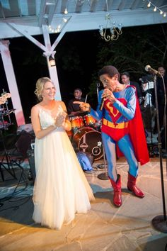 Adore the super fun entertainment choice! Weddings should be a blast - why not have funky entertainment?! #cedarwoodweddings September Southern Chic Wedding at Historic Cedarwood | Cedarwood Weddings
