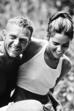Ali MacGraw & Steve McQueen could either of them be more perfect?