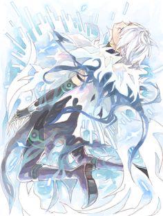 allen walker from d.gray-man #anime