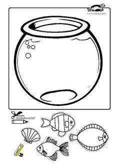 Free Printable Activity Pages For Kids Printable Activities For Kids, Printable Crafts, Preschool Activities, Ocean Activities, Easter Printables, Toddler Preschool, Preschool Crafts, Art For Kids, Crafts For Kids