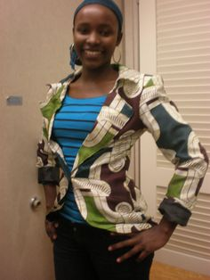 African Jacket by BalelawearBoutique on Etsy, $55.00