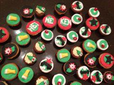 Biertje cupcakes