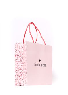 85d74a4541 Middle Sister Shopping Bag