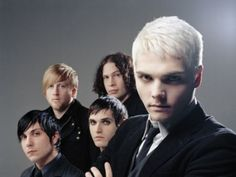 The Black Parade? Mama? Famous Last Words? Find out!.... sry guys I just chose the first picture I saw