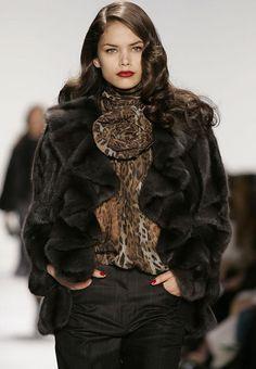 Zuhair Murad Mink Fur Coat   #furfashion #mink #furonline
