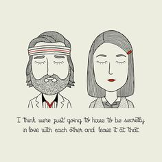 I personaggi dei film di Wes Anderson, illustrati - Il Post (The Royal Tenenbaum)