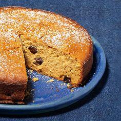 Maple Kabocha Cake