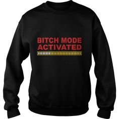 Bitch Mode Activated #gift #ideas #Popular #Everything #Videos #Shop #Animals #pets #Architecture #Art #Cars #motorcycles #Celebrities #DIY #crafts #Design #Education #Entertainment #Food #drink #Gardening #Geek #Hair #beauty #Health #fitness #History #Holidays #events #Home decor #Humor #Illustrations #posters #Kids #parenting #Men #Outdoors #Photography #Products #Quotes #Science #nature #Sports #Tattoos #Technology #Travel #Weddings #Women