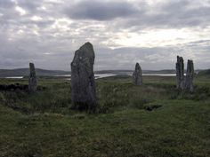 Craigh na dun (stone circle featured in Outlander by Diana Gabaldon)