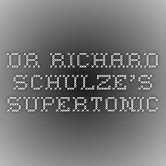 Dr. Richard Schulze's SuperTonic