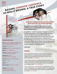 Version 1 for Raising Jennifer Lawrence as Molly Brown: A True Story by Bonnie Brown