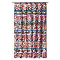 Mudhut™ Talavera Tie Dye Shower Curtain