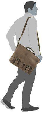 aunts & uncles Finn Vintage: messenger bag cross for aunts & uncles: Brand Product