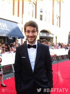 Mathew Baynton, nominated for his performance in The Wrong Mans. Mathew Baynton, Horrible Histories, Daddy Issues, British Isles, This Man, Ghosts, Bbc, Random Things, It Cast
