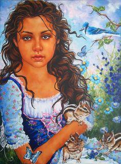 Original painting Jonny Petros Artist American Master Painter http://jonnypetros.blogspot.com/