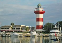 Harbortown, Hilton Head Island.