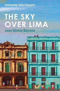 Books and Quilts: The Sky Over Lima by Juan Gomez Barcena
