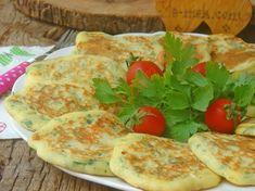 Peynirli Maydanozlu Kaşık Dökmesi Nasıl Yapılır? Ethnic Recipes, Food, Eten, Meals, Diet