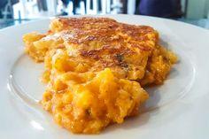 PEZ-TORTILLA-tortilla-patata-albahaca-G Tortillas, Lasagna, French Toast, Breakfast, Ethnic Recipes, Food, Gastronomia, The World, Spanish Omelette